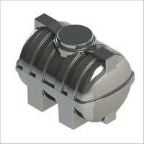 Horizontal Water Tank Roto Mould