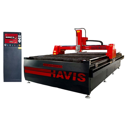 Plasma Cutting Machine HVAC Model