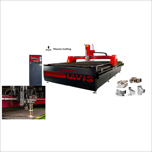 Plasma Cutting Machine HD Model