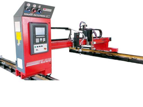 CNC Oxy Fuel-Plasma Cutting Machine