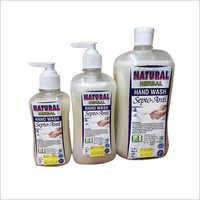 Natural Herbal Septo Anti Hand Wash