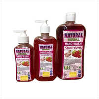 Strawberry Fragrance Hand Wash