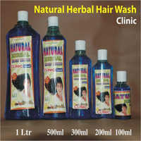 Natural Herbal Hair Wash Shampoo