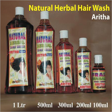 Aritha Hair Wash Shampoo
