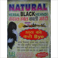 Natural Herbal Black Mehndi