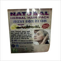 Natural Herbal Hair Pack