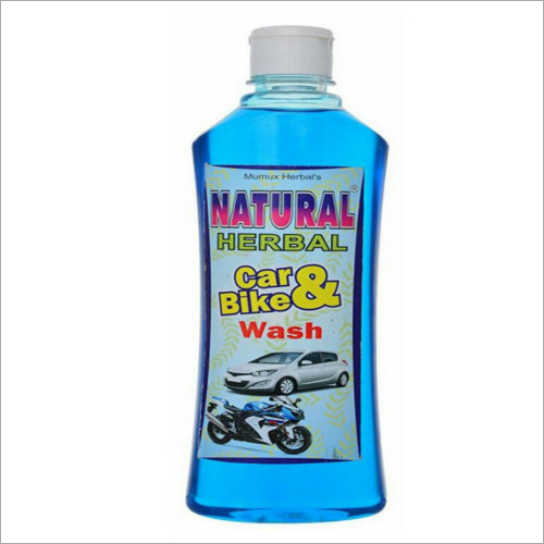 Natural Bike And Car Wash Liquid Cleaner