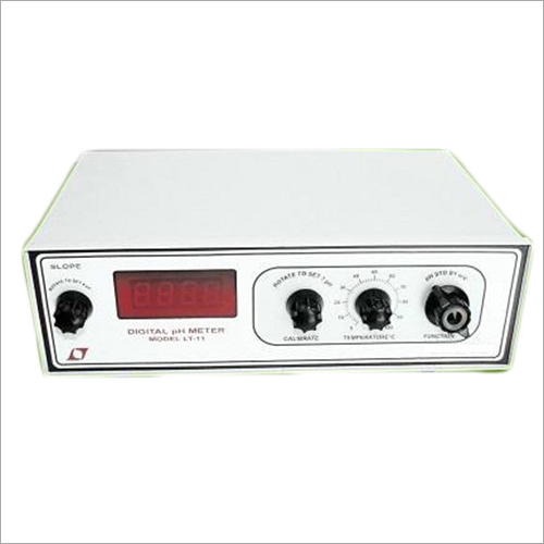 Digital PH-Cond-Temp Meter