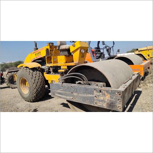 Single Drum Roller Soil Compactor