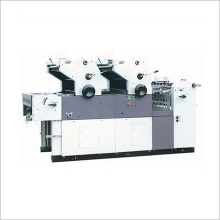 Two Colour Satellite Model Non Woven Bag Printing Machine