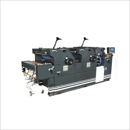 Three Colour Non Woven Bag Printing Machine