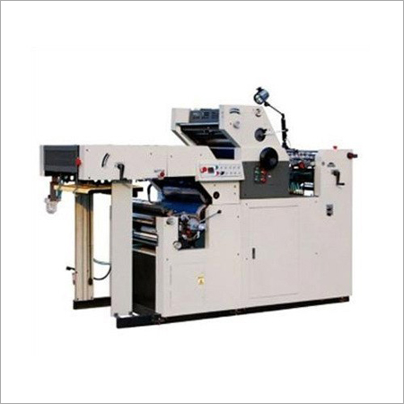 Double Side Single Colour Non Woven Bag Printing Machine