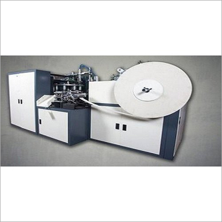 Fully Automatic High Speed Paper Cup Making Machine