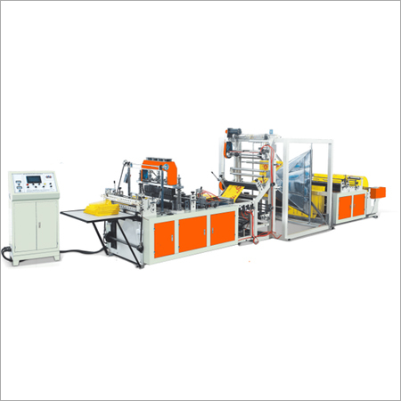 Automatic Non Woven Bag Making Machine GI B 700