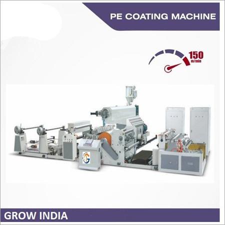GI PE Coating Machine