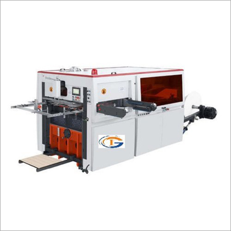 Paper Die punching machine for