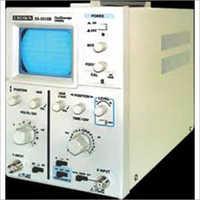 10mhz Single Trace Portable Oscilloscope