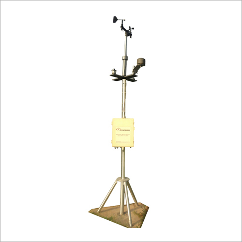 Automatic Weather Station Tower