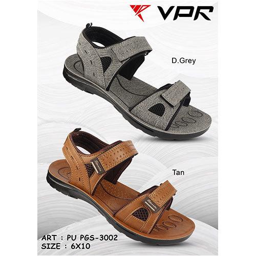 PU Leather Mens Sandal
