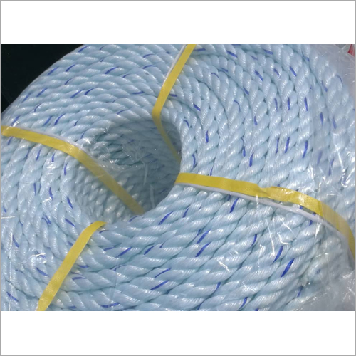 White PP Virgin Rope