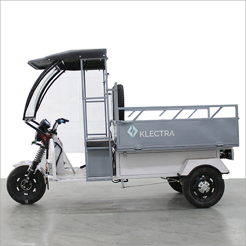 Material Loader Electric Rickshaw