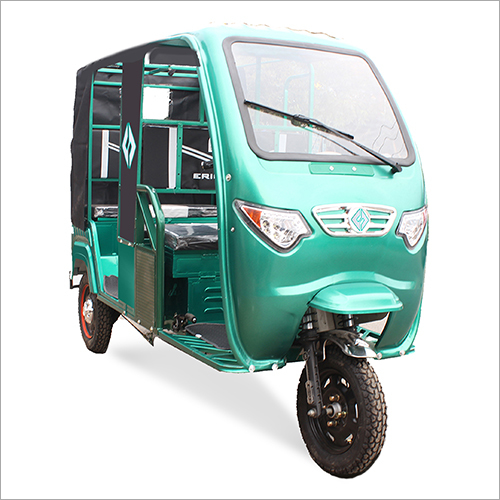 Indian Electric Rickshaw