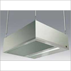 Cieling Subpended Laminar Air Flow
