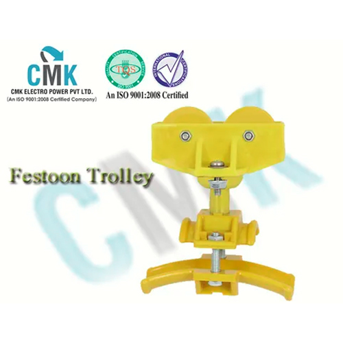 Festoon System Trolley