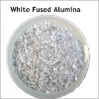 White Fused Aluminium Granules