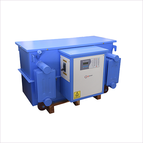 Oil Cooled Servo Stabilizer 3 PH
