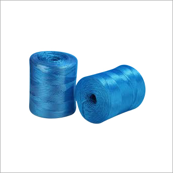Blue Polyester Monofilament Yarn