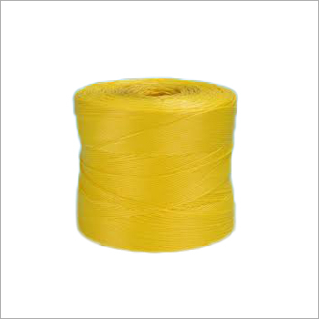 Yellow Polyester Monofilament Yarn