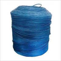 Blue Plastic Twine Rope