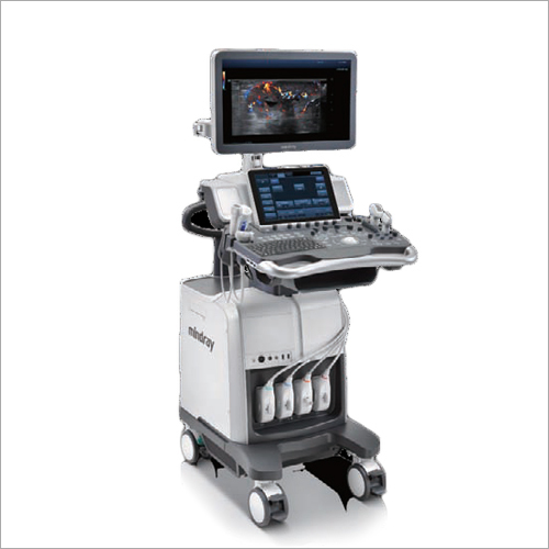 DC 80 Diagnostic Ultrasound Scanner Machine
