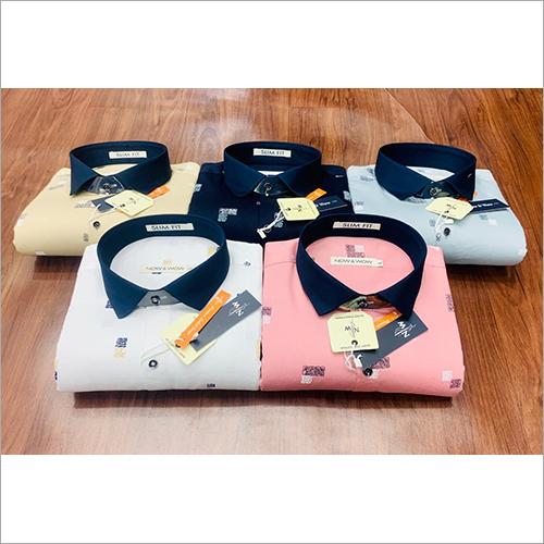Mens Stylish Printed Shirt
