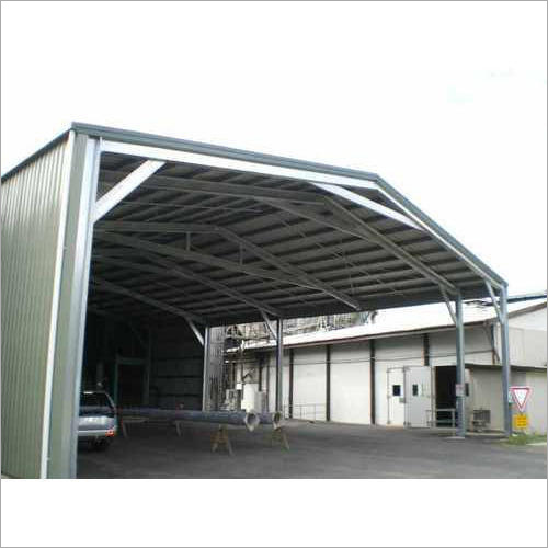 Warehouse structure