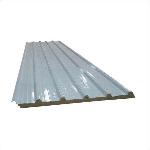Puff Panel Roofing Sheet