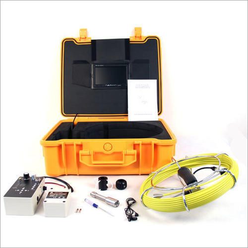 Sewer Pipe Inspection Camera Kit