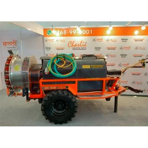 Tractor Trailer Sprayer