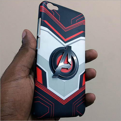 4D Mobile Back Cover