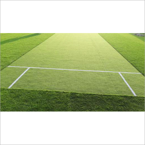 Outdoor Cricket Pitch