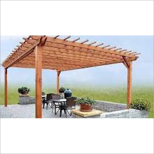 Outdoor Wooden Pergolas