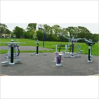 Outdoor Gym Equipment