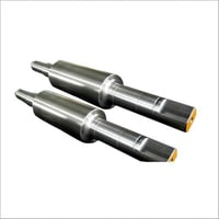 Chrome Plated Solid MS Roller