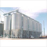 Industrial Storage Silo