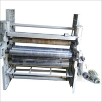 Plastic Film Unwinder Machine