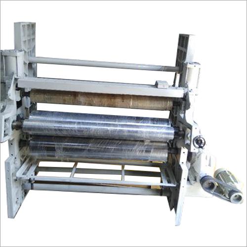 Plastic Film Unwinder Machine