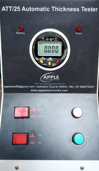 Digital Thickness Tester