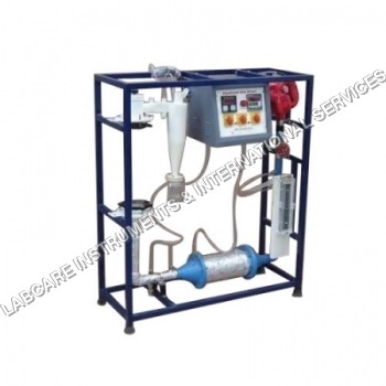 Fluidized Bed Heat Transfer Unit Labcare Online