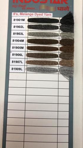 8/1 dyed yarn